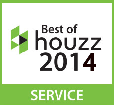 houzz 2014 service award