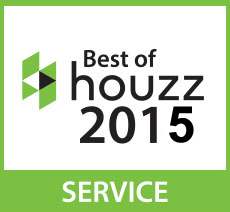 houzz 2015 service award