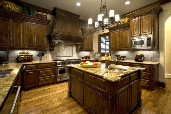 photo of a kitchen by doris younger designs